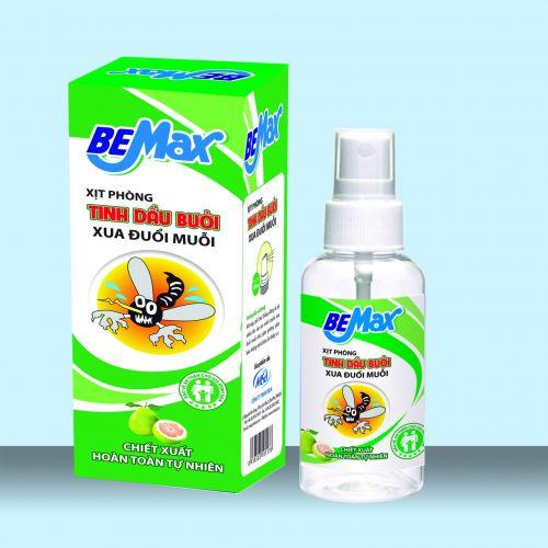 Xịt phòng xua muỗi bảo vệ bé yêu khỏi bị côn trùng cắn đốt-XPM100