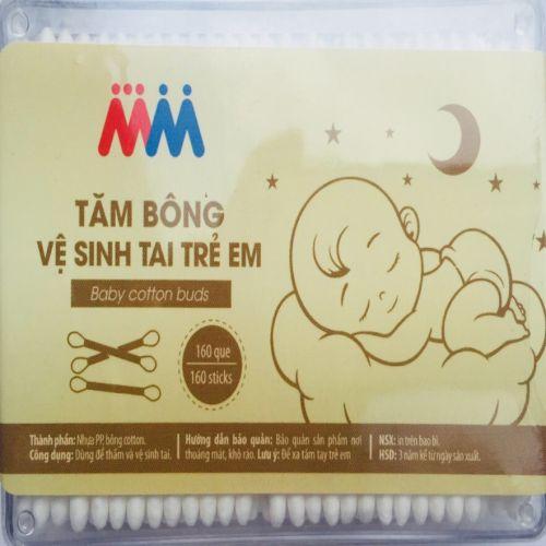 Gia công tăm bông vệ sinh tai dành cho trẻ em
